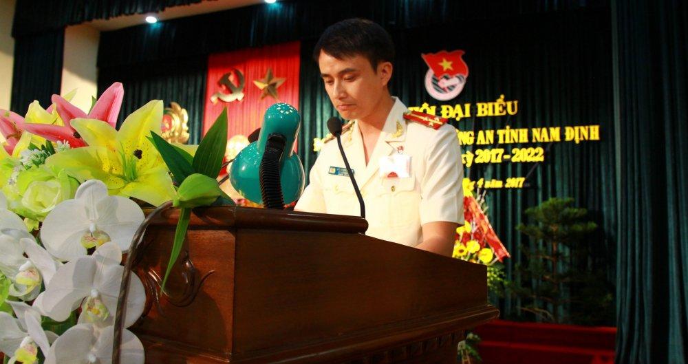 Thanh tich dac biet cua thanh nien Cong an tinh Nam Dinh hinh anh 8