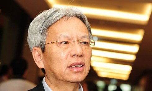 TS Nguyen Si Dung: 'Ong Cu xin tu chuc la vot vat danh du cua minh' hinh anh 2