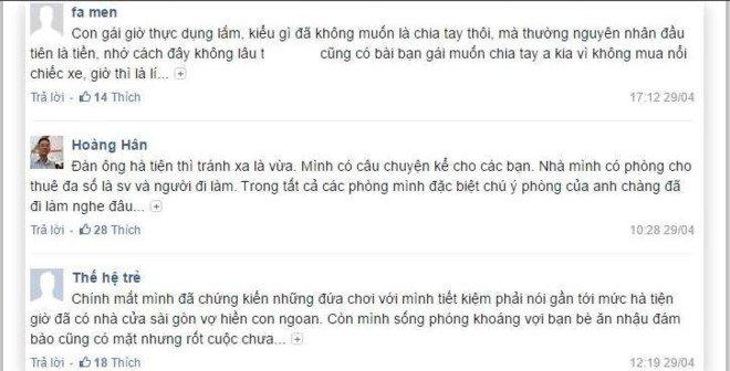 Chang trai doi chia doi 300.000 dong tien moi ban gai ve nha an khien dan mang tranh cai hinh anh 2