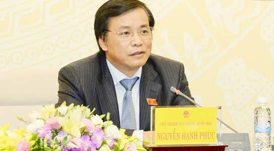 Tong thu ky Quoc hoi: 'Ong Vo Kim Cu co suc khoe yeu xin thoi DBQH la binh thuong' hinh anh 1