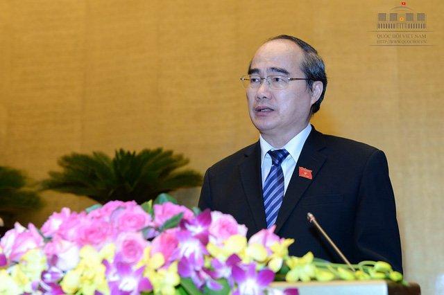 Ong Nguyen Thien Nhan: 'Xu ly cac vu an tham nhung gay hạu quả nghiem trọng còn chạm' hinh anh 1