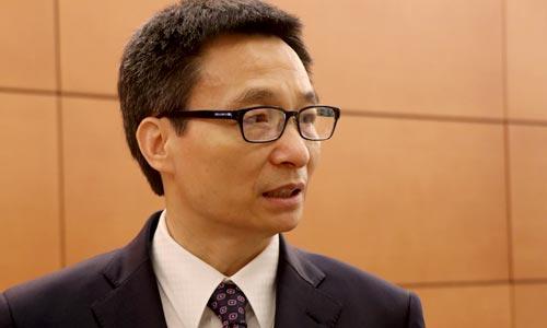 Pho Thu tuong Vu Duc Dam: Khong co chuyen dung quy trinh thi khong xem xet dieu chinh quy hoach Son Tra hinh anh 1
