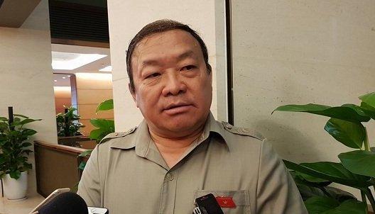 Nguyen Pho chu tich Ha Noi bi khoi to: 'Khoi to khong co nghia la da co toi' hinh anh 1
