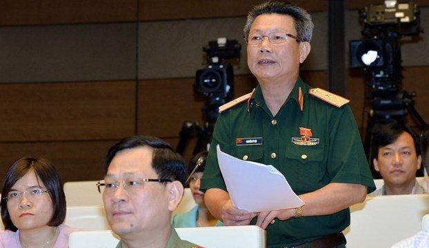 Tuong Nguyen Sy Hoi: Cac cuoc chien lon chong ngoai xam cua nuoc ta deu tu ngoai bien hinh anh 1