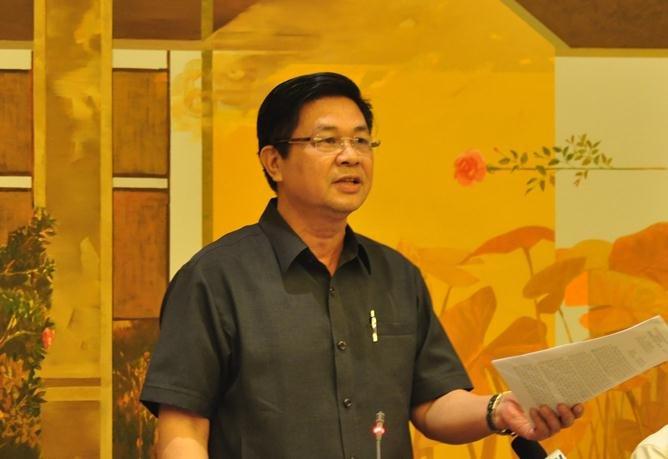 Chu tich Lien doan Luat su VN: 'Khong biet nghe luat su co ton tai duoc hay khong?' hinh anh 1