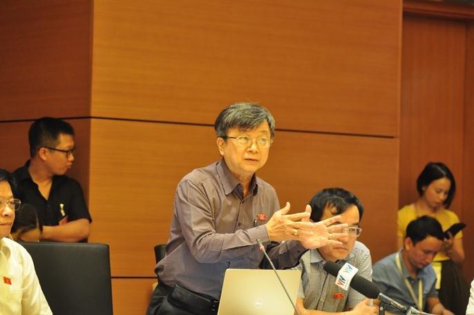 Chu tich Lien doan Luat su VN: 'Khong biet nghe luat su co ton tai duoc hay khong?' hinh anh 3