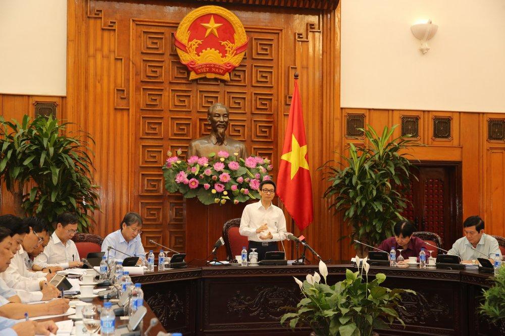 Pho Thu tuong Vu Duc Dam: 'Chua trien khai quy hoach Son Tra doi tiep thu y kien chuyen gia' hinh anh 1