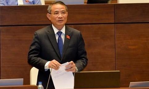Bo truong Truong Quang Nghia: 'Cu mot doan di Trung Quoc khao sat kinh nghiem lam duong sat' hinh anh 1