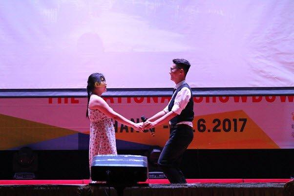 Hoc vien An ninh nhan dan gianh giai Nhat Olympic Tieng Anh chuyen 2017 hinh anh 7