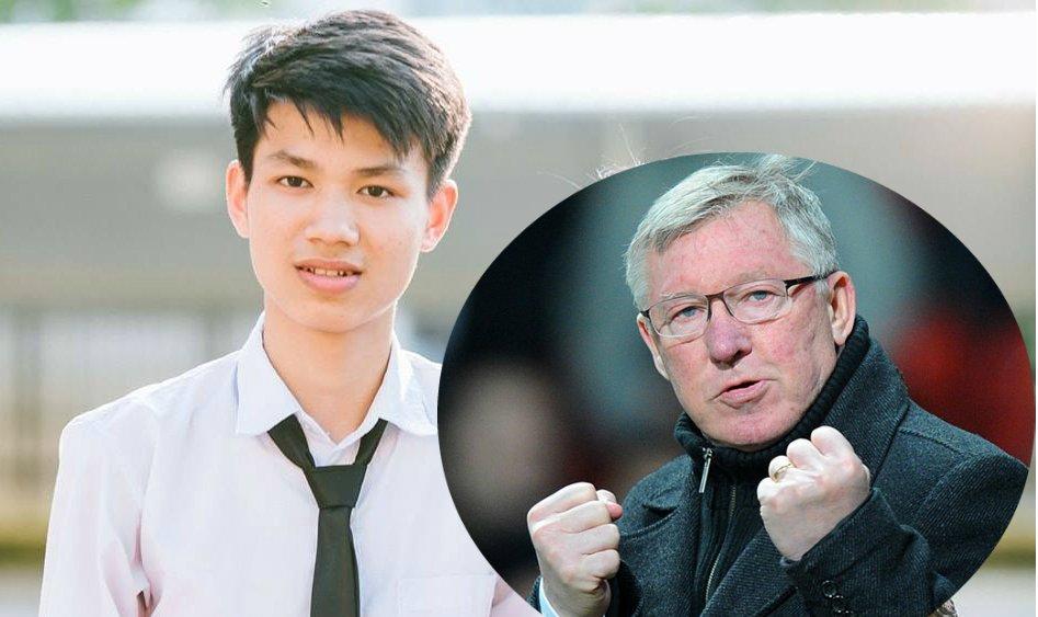 Cau hoc tro ngheo Ha Tinh gianh huy chuong Vang Olympic Toan kich tinh nho than tuong Alex Ferguson hinh anh 2