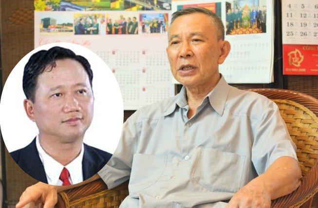 Nguyen Pho Chu nhiem Uy ban Kiem tra Trung uong: 'Trinh Xuan Thanh ra dau thu la biet dieu' hinh anh 1