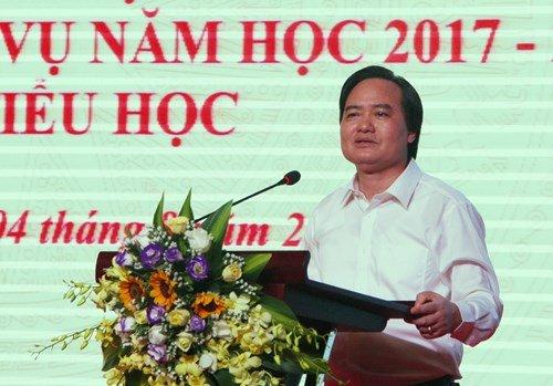 Bo truong Phung Xuan Nha ly giai nguyen nhan mo hinh VNEN khong thanh cong hinh anh 1