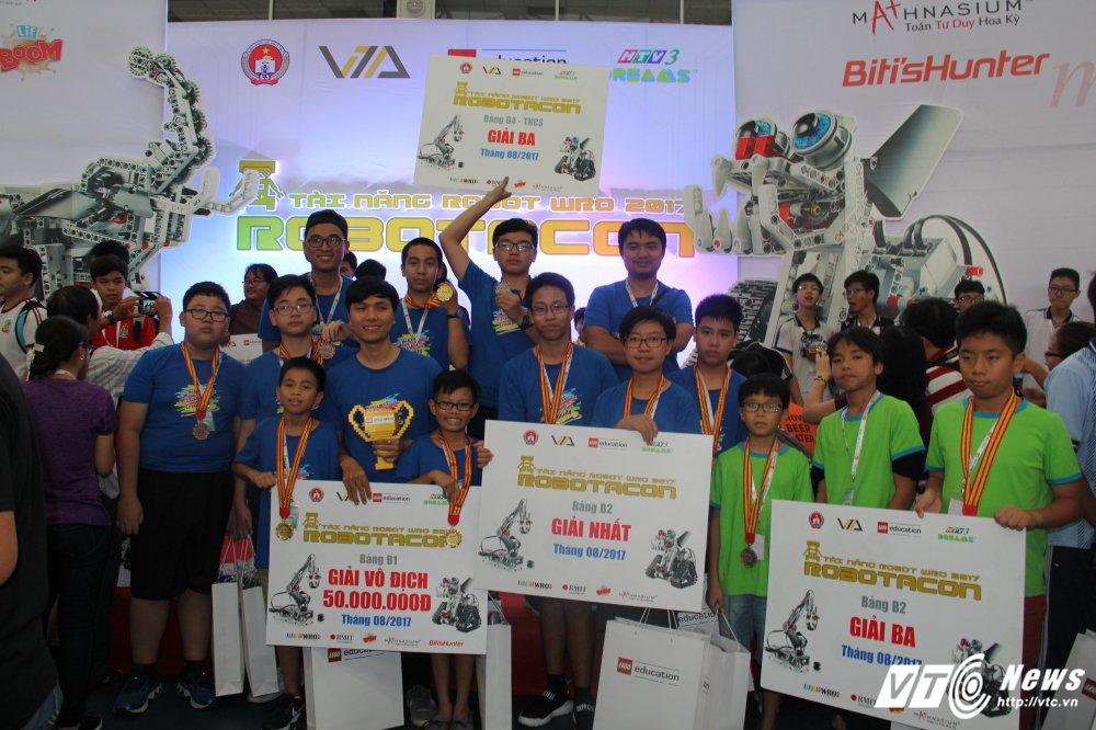 Hoc sinh Ha thanh dai dien Viet Nam thi Robotics Quoc te tai Costa Rica hinh anh 6