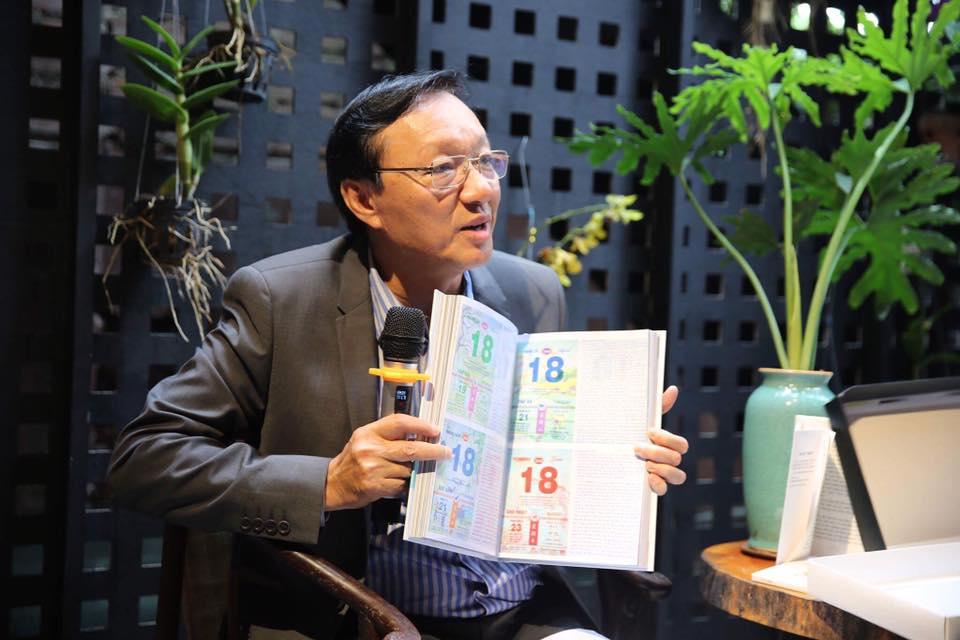 GS Phan Dang Tuat: Den bay gio toi moi hieu duoc tron ven hai chu 'Tinh thuong' hinh anh 1