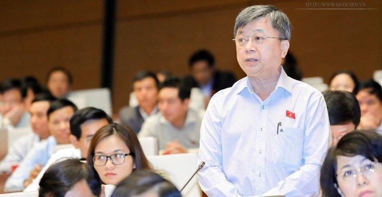 Dai bieu Truong Trong Nghia: 'Luat choi thuc chat la ca lon nuot ca be, khon song mong chet' hinh anh 1