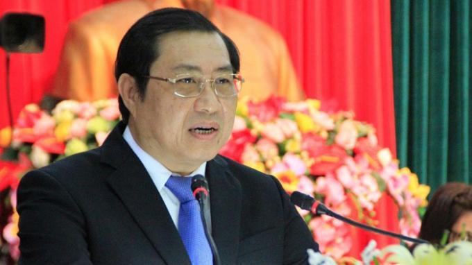 Thủ tuóng ky luat canh cao Chu tich UBND TP Da Nang Huynh Duc Tho hinh anh 1