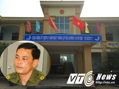 Truong cong an ban chu tich xa o Nghe An: Quy trinh tuyen dung ong Nguyen Ngoc Thau the nao? hinh anh 1