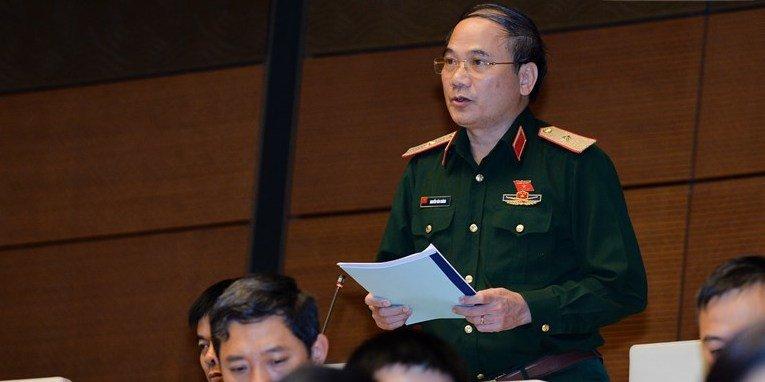 Thieu tuong Nguyen Van Khanh: Doanh nghiep quan doi khong lam kinh te don thuan hinh anh 1