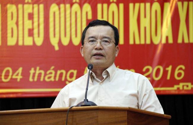 Khoi to, bat tam giam cuu Chu tich PVN Nguyen Quoc Khanh hinh anh 1