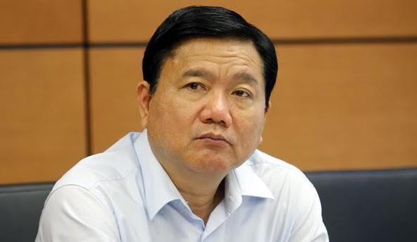 Cho thoi dai bieu Quoc hoi doi voi ong Dinh La Thang hinh anh 1