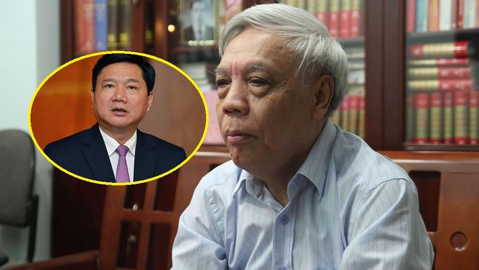 Bat tam giam ong Dinh La Thang: 'Dang da cuong quyet xu ly sai pham cua can bo cap cao trong qua khu' hinh anh 1