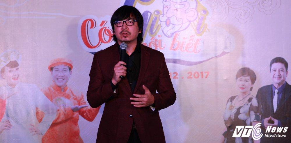 Chi Trung, Quang Thang, Van Dung dong phim hai 'Co Gioi moi biet' hinh anh 2