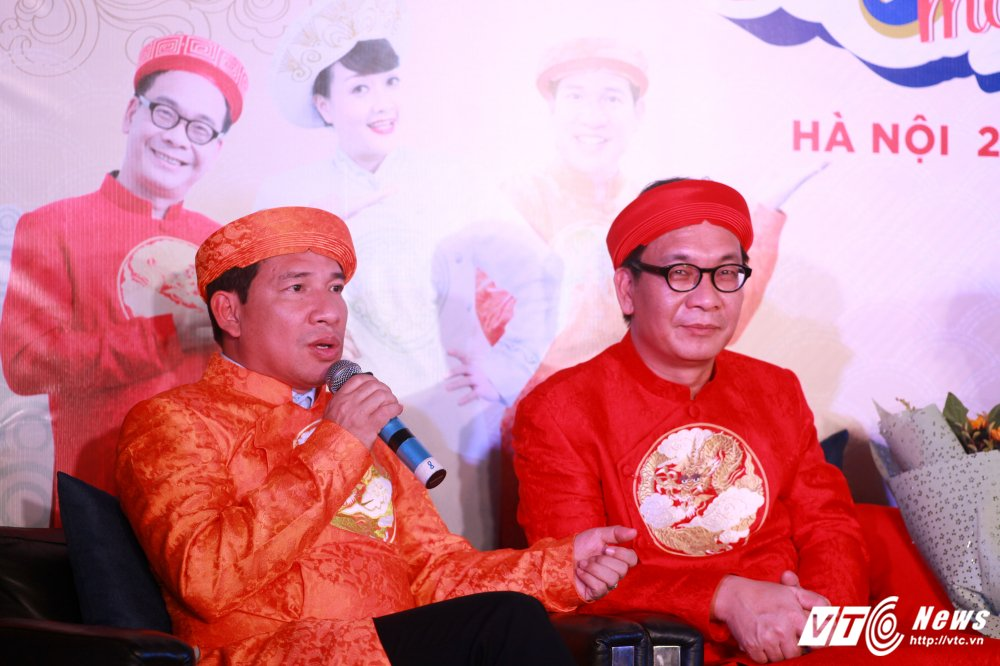Chi Trung, Quang Thang, Van Dung dong phim hai 'Co Gioi moi biet' hinh anh 4