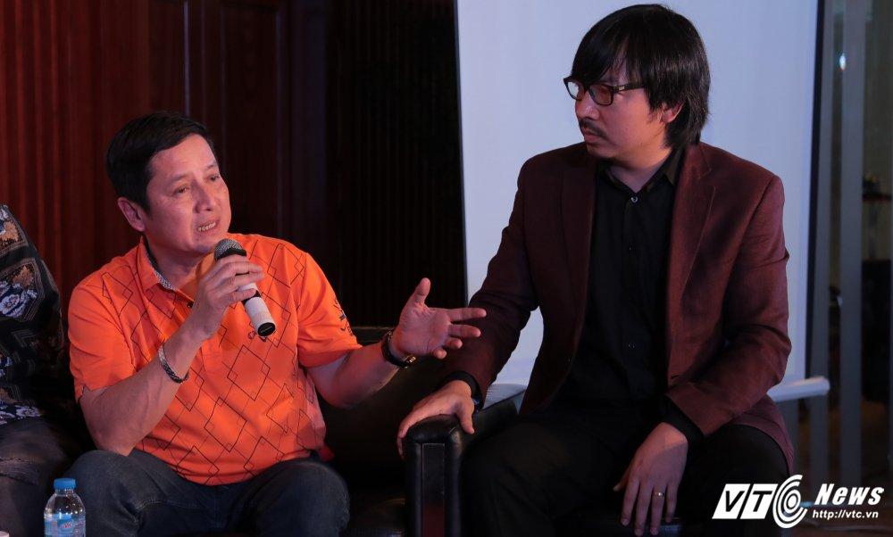 Chi Trung, Quang Thang, Van Dung dong phim hai 'Co Gioi moi biet' hinh anh 3