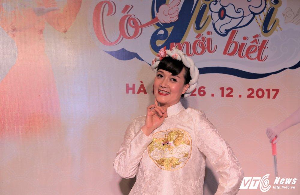 Chi Trung, Quang Thang, Van Dung dong phim hai 'Co Gioi moi biet' hinh anh 6