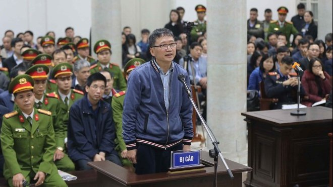 Vien kiem sat dua lap luan khang dinh Trinh Xuan Thanh tham o tai san hinh anh 1