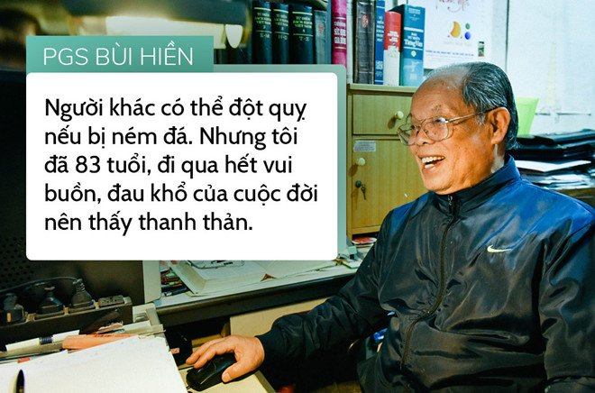 PGS Bui Hien viet lai 'Truyen Kieu' bang chu cai tieng Viet cai tien hinh anh 2