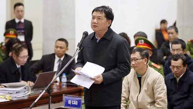 Vien kiem sat: 'Bi cao Dinh La Thang co vai tro chu muu xuyen suot vu an' hinh anh 1