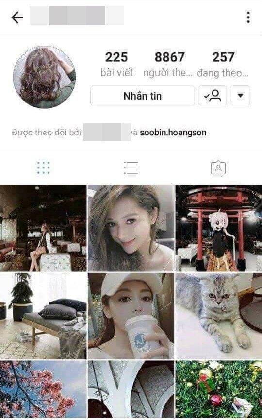 Hot girl xinh dep nghi la ban gai moi cua Soobin Hoang Son hinh anh 6