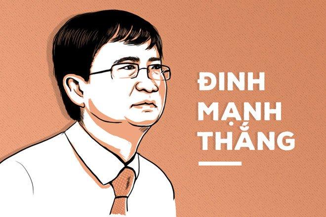 Vi sao em trai ong Dinh La Thang phai hau toa cung Trinh Xuan Thanh? hinh anh 2