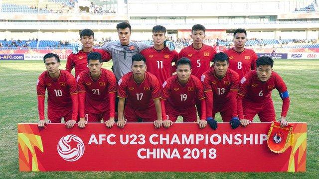 Quy Ho tro Tai nang tre Viet Nam tang thuong U23 Viet Nam tong 500 trieu dong hinh anh 1