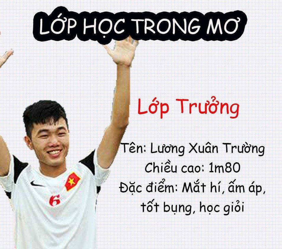Lop hoc trong mo voi dan cau thu dien trai U23 Viet Nam hinh anh 2