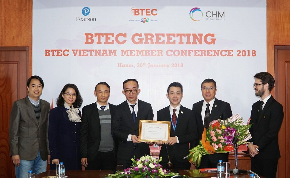 Them thanh vien tham gia to chuc giao duc BTEC Viet Nam hinh anh 2