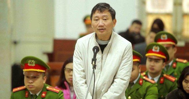 Toa tuyen Trinh Xuan Thanh muc an chung than hinh anh 1