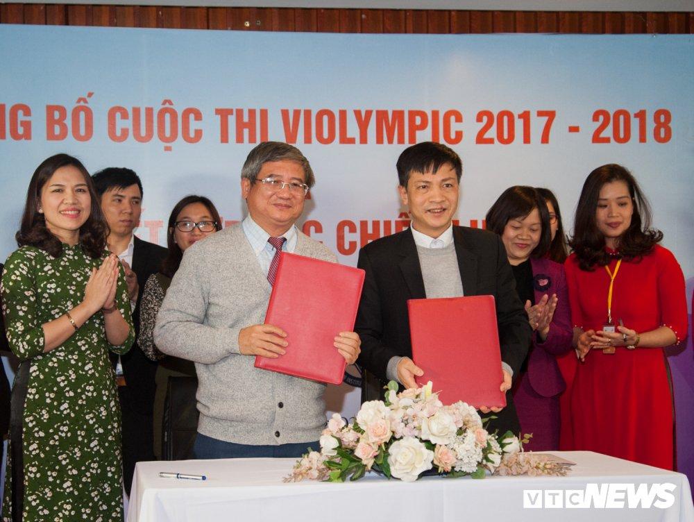 Hang loat thay doi trong cuoc thi Toan, Vat ly Violympic 2018 hinh anh 3