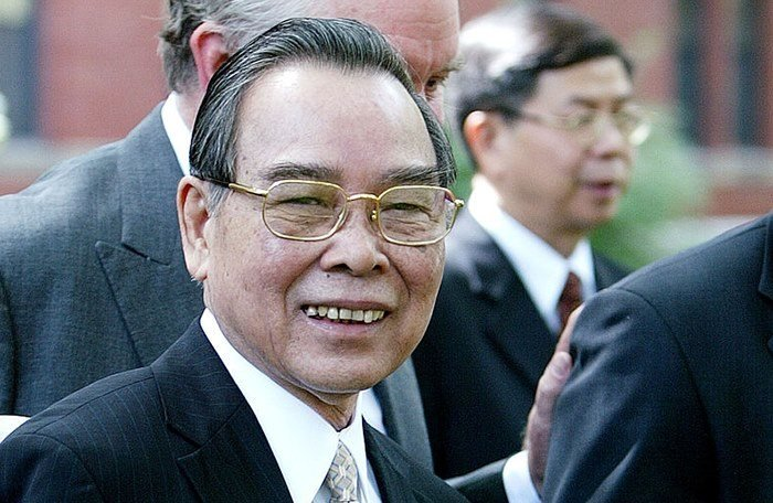 Nhung du an kinh te trong diem thoi nguyen Thu tuong Phan Van Khai hinh anh 1