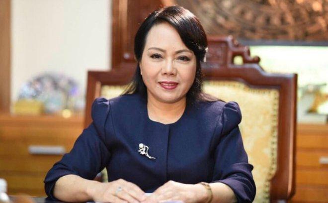 Bo truong Y te Nguyen Thi Kim Tien thua tieu chuan xet giao su hinh anh 1