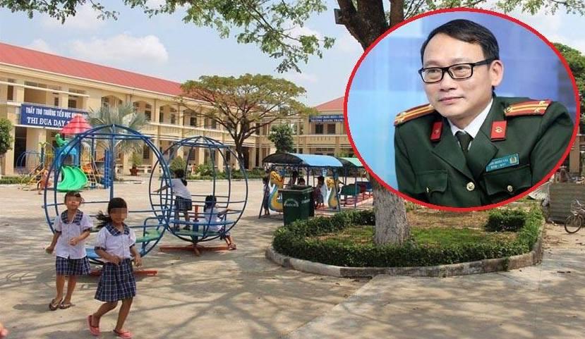 Chuyen gia toi pham hoc Bo Cong an: 'Khoi to phu huynh bat co giao quy la co can cu' hinh anh 1