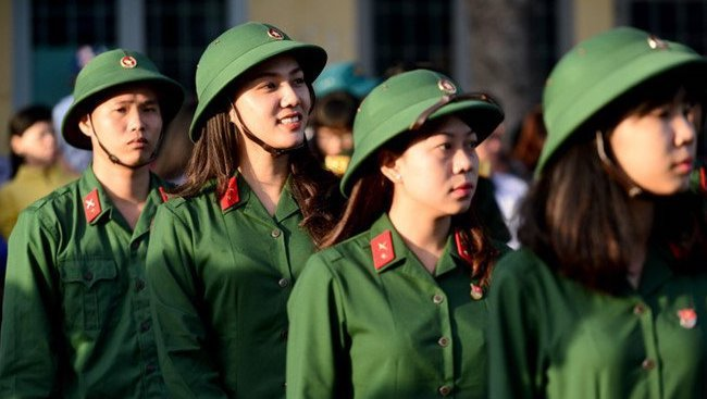 Tuyen sinh truong quan doi nam 2018: Thi sinh phai biet thong tin nay hinh anh 1