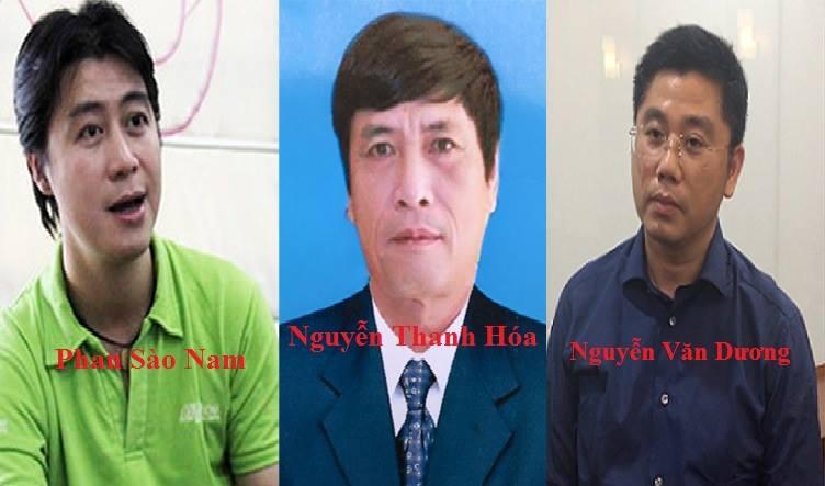 Thu doan hop thuc hoa tien 'ban' cua Phan Sao Nam, Nguyen Thanh Hoa, Nguyen Van Duong hinh anh 1