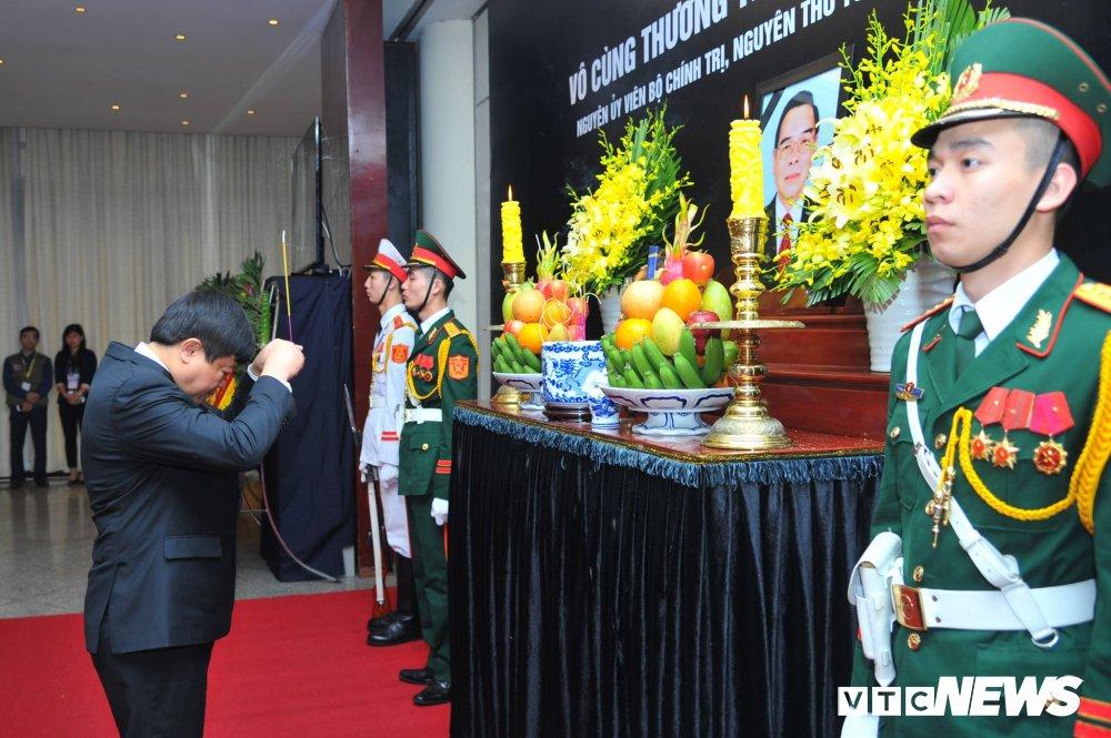 Doan Dai tieng noi Viet Nam xuc dong tri an nguyen Thu tuong Phan Van Khai hinh anh 3