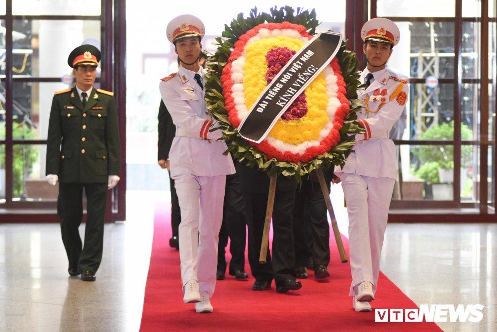 Doan Dai tieng noi Viet Nam xuc dong tri an nguyen Thu tuong Phan Van Khai hinh anh 1