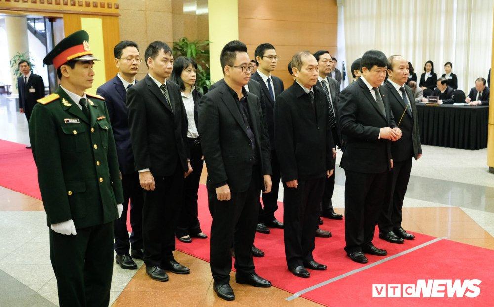 Doan Dai tieng noi Viet Nam xuc dong tri an nguyen Thu tuong Phan Van Khai hinh anh 2