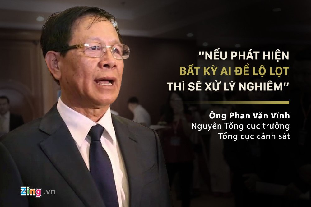 Nhung phat ngon cua ong Phan Van Vinh truoc khi bi bat hinh anh 1