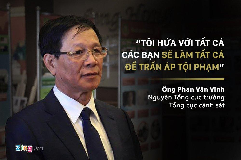 Nhung phat ngon cua ong Phan Van Vinh truoc khi bi bat hinh anh 3