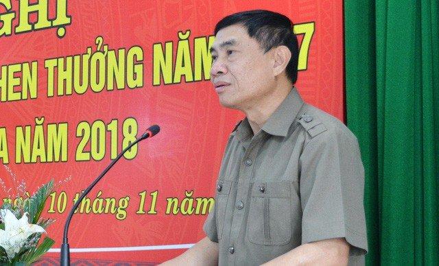 Bo Chinh tri canh cao nguyen Pho Tong Cuc truong Tong cuc Tinh bao Tran Quoc Cuong hinh anh 1